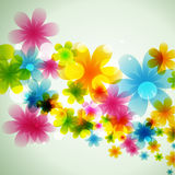 Spring Background, Royalty Free Stock Images
