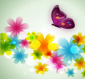 Spring background, Royalty Free Stock Photo