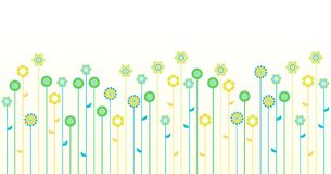 Spring background with space for a text Royalty Free Stock Photography