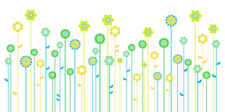 Spring background with space for a text Royalty Free Stock Photo