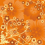 Spring background, vector Stock Images