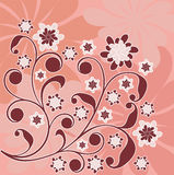 Spring background, vector Royalty Free Stock Images