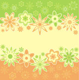 Spring background, vector Stock Photo