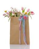 Spring bag Stock Photos