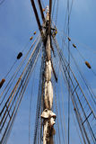Spring in Baltimore MD. Spring sailing in Baltimore MD Royalty Free Stock Images
