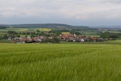 Spring in bavaria Stock Photo