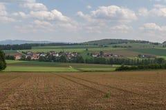 Spring in bavaria Stock Photos