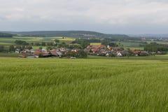 Spring in bavaria Royalty Free Stock Photos