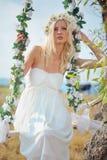 Spring beauty royalty free stock photo