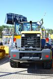 Spring - begining of construction season in Vilnius city Royalty Free Stock Photos