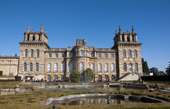 Spring at Blenheim Palace Royalty Free Stock Photography