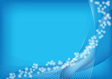 Spring Blue Background Royalty Free Stock Images