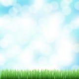 Spring bokeh background Stock Image