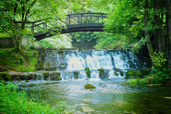 Spring of the Bosna River Royalty Free Stock Images