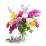 Spring bouquet Stock Photography