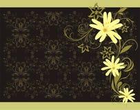 Spring bouquet. Decorative background Stock Photo