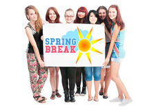 Spring break Stock Photography
