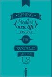 SPRING BREATHES NEW LIFE INTO THE WORLD AROUND US Stock Photos