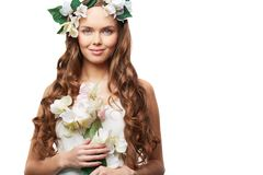 Spring bride Stock Photography