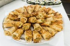 Spring Broodjes op Stock Afbeelding
