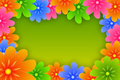 Spring card Royalty Free Stock Images