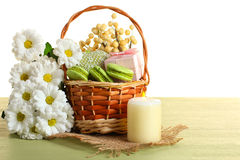 Spring celebration composition on the theme of Women's Day Stock Image