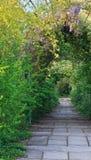 Spring city park Stock Photography