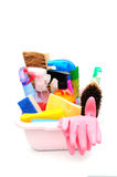 Spring clean Stock Photos