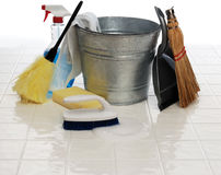 Free Spring Cleaning Royalty Free Stock Photos - 1193148