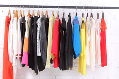Spring clothes Stock Photography