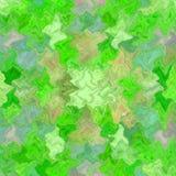 Spring color background card with irregular blured waves. Spring color background card with blured waves vector illustration
