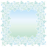 Spring colors floral pattern background Stock Images