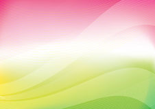 Spring colours abstract background. Bright spring colours abstract background horizontal royalty free illustration
