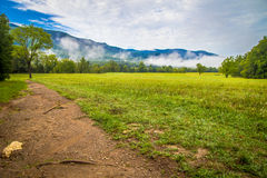 Spring Comes To Cades Cove Stock Images