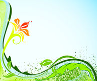 Spring concept. An ideal background for spring summer concept Royalty Free Stock Images