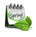 Spring concept Royalty Free Stock Image