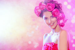Spring concept Royalty Free Stock Photo