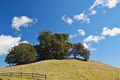 Spring countryside stock images