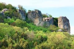 Spring Crimea landscape (Ukraine). Stock Images