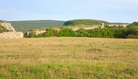 Spring Crimea Mountain landscape (Ukraine). Stock Photos