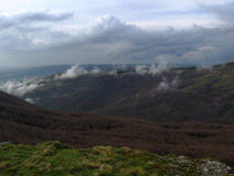 Spring in the Crimean mountains. Ukraine Stock Photography