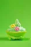 Spring cupcake Royalty Free Stock Images