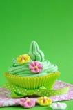 Spring cupcake Royalty Free Stock Image