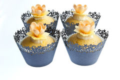Spring Cupcakes Royalty Free Stock Image
