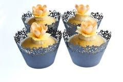 Spring Cupcakes Royalty Free Stock Image