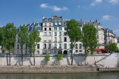 A spring day in Paris Royalty Free Stock Images