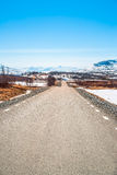 Spring day in the swedish mountains Royalty Free Stock Photos