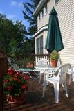 Spring Deck Royalty Free Stock Image