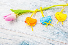 Spring decoration Royalty Free Stock Image