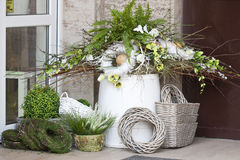 Spring decoration Stock Photography